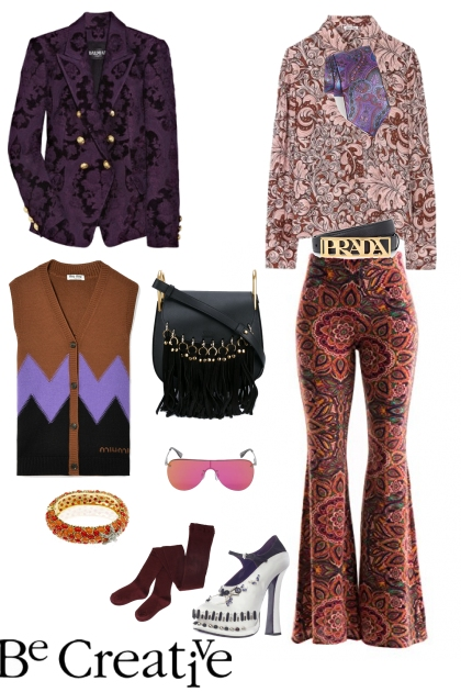 Inspired 70's style