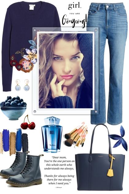 Look 1017- Fashion set