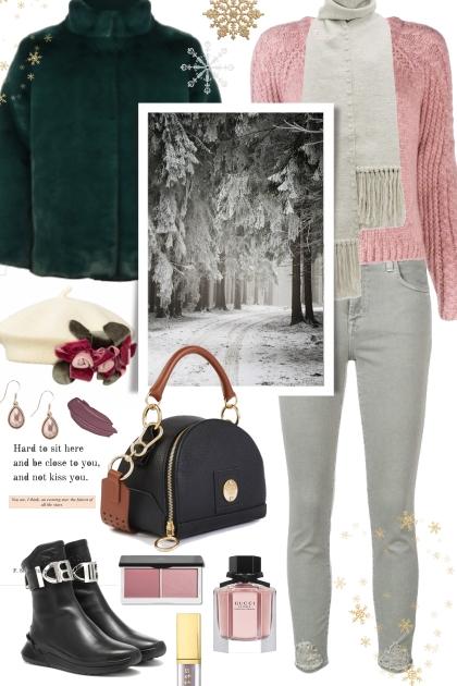 Look 1035- Модное сочетание