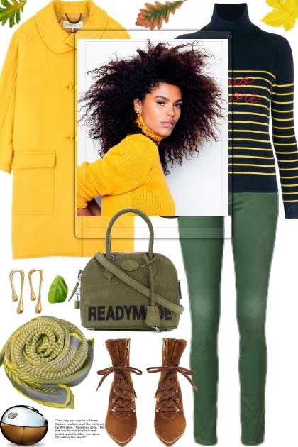 Look 1114- Combinazione di moda