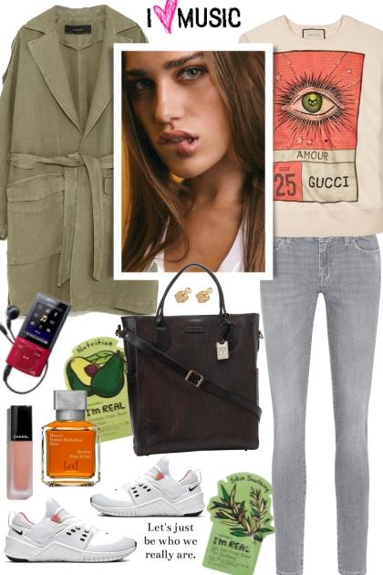 Look 1360- Combinazione di moda