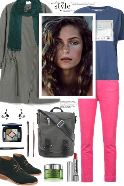 Look 1379- Combinaciónde moda