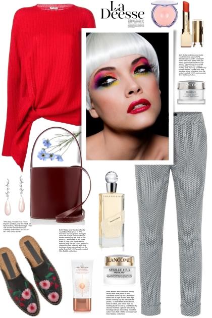 Look 1381- Combinaciónde moda