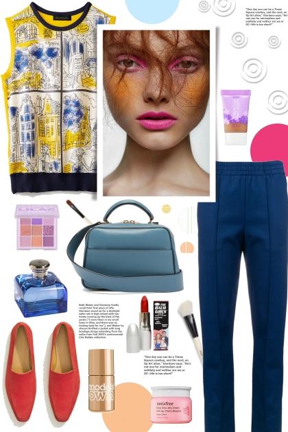 Look 1390- Combinaciónde moda