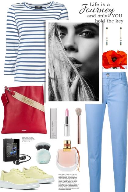 Look 1392- Combinaciónde moda