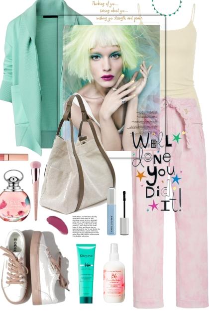 Look 1489- Combinazione di moda