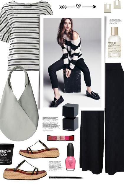 Look 1701- Combinazione di moda