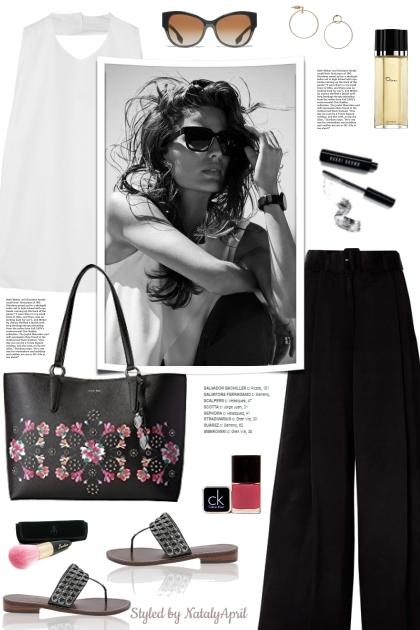 Look 2361- Модное сочетание