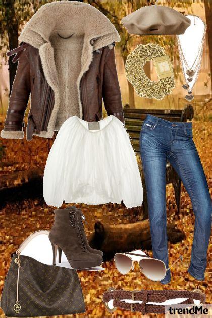 Smeđa jesen