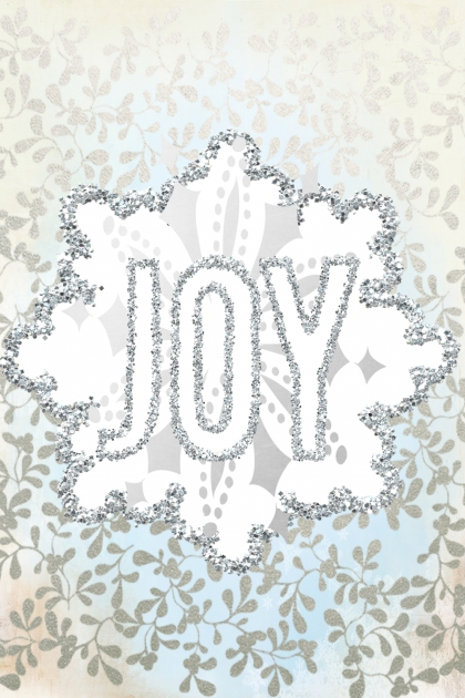 Season of Joy card
