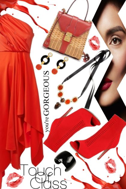 COLOUR CRUSH:RED