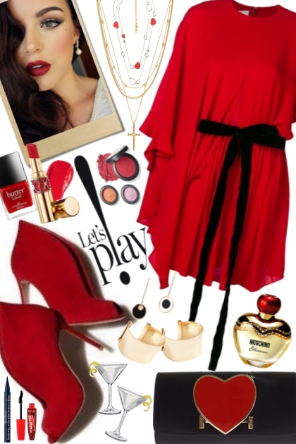 Red Dress:Girls Night Out