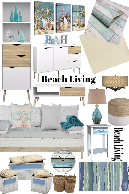 Beach Living: Home Edition