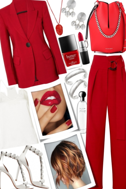 Work Ready in Red