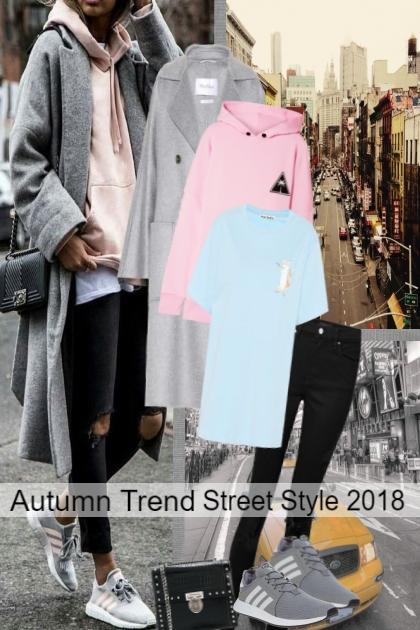 Autumn Trend Street Style 2018