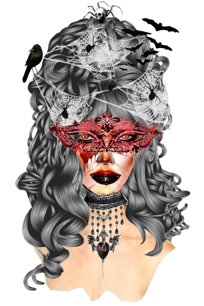 Macabre: Masked Lady