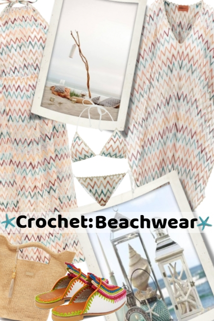Crochet:Beachwear