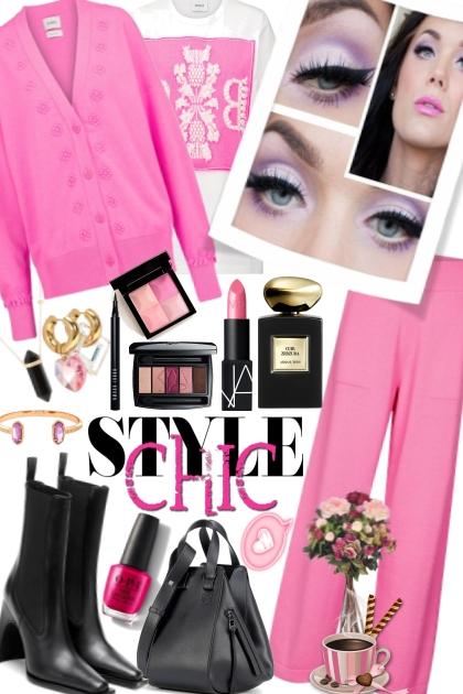 Pink Cashmere- Fashion set