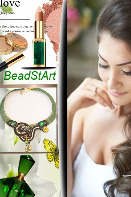 BeadStArt-381- Fashion set