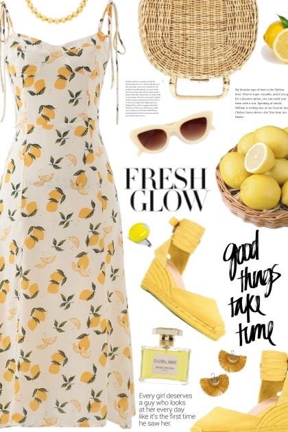 Fashion lemonade