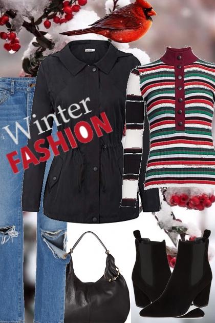 January Winter Fashion