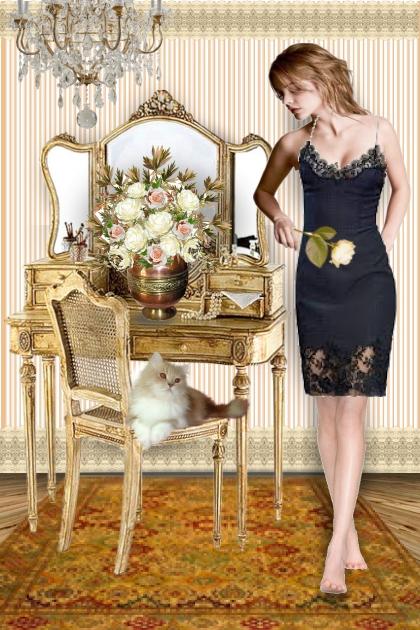 in the boudoir (doll)