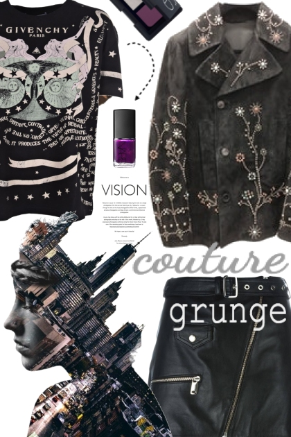 couture grunge