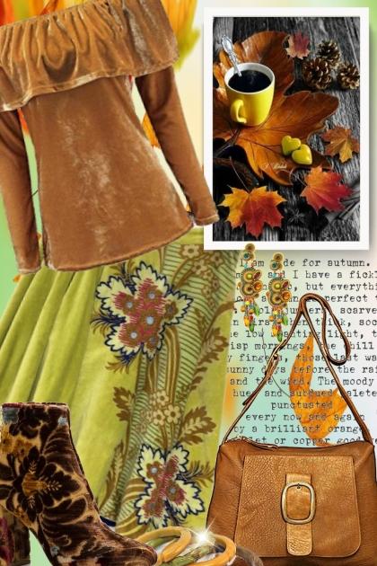 Autumn Velvet