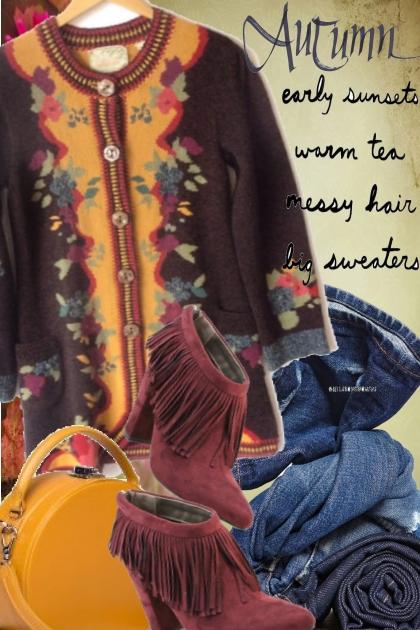 Fabulous Fall Sweater 3