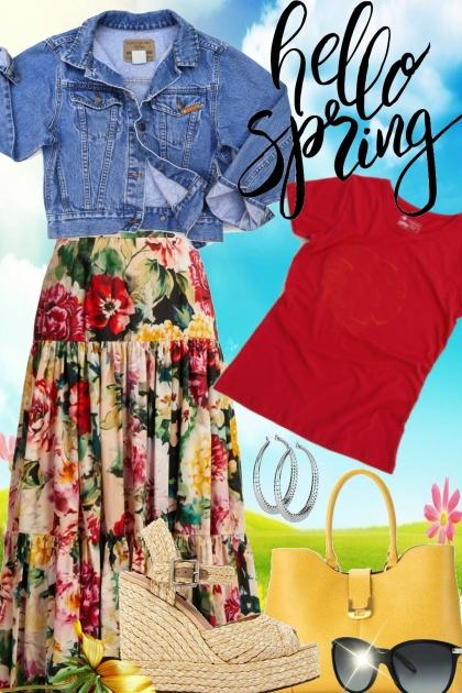 My Spring Look