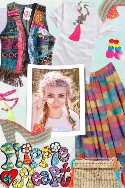 Hippie at Heart- Fashion set