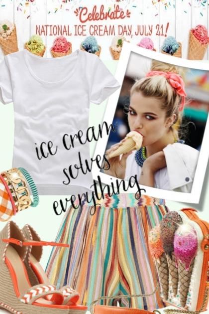 Happy Ice Cream Day!