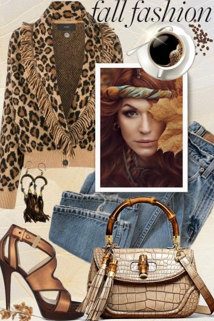 Fall Fashion- combinação de moda