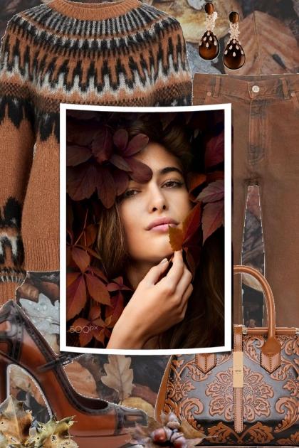 Rich browns of Autumn- Modekombination