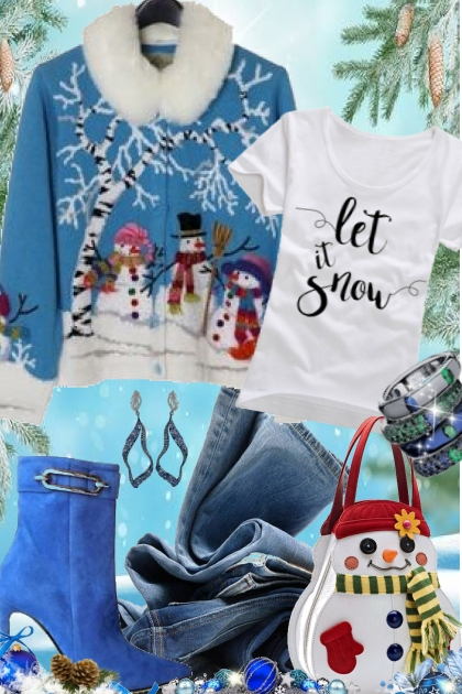 Let it Snow - Somewhere Else
