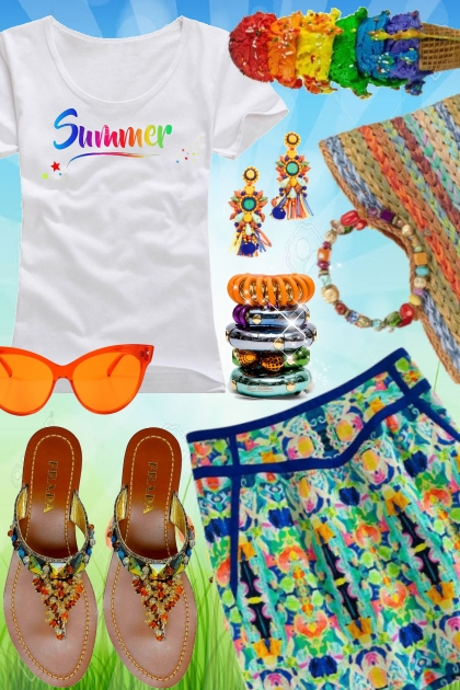 Summer 2021- Fashion set