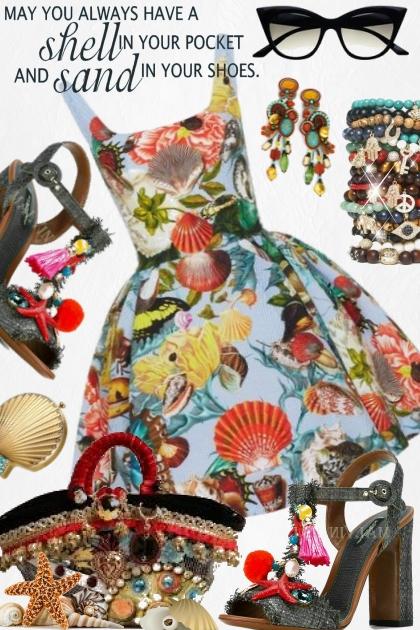 Seashells- Fashion set