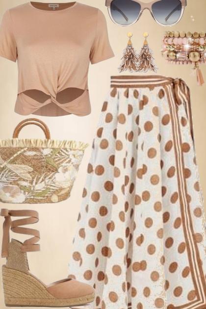 Sand- Fashion set