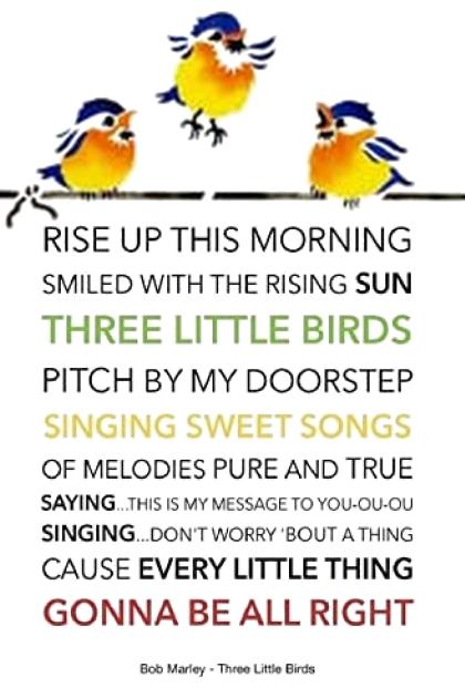 3 little birds