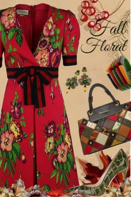 Fall Floral 2021
