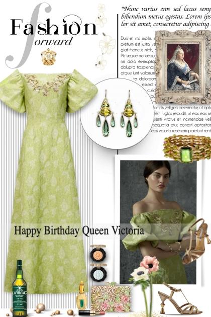 Happy Birthday Queen Victoria!