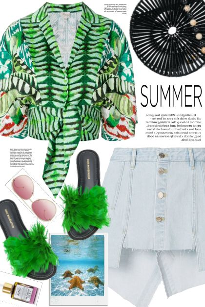 summer wrap
