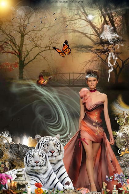 The magical changes of autumn- Fashion set