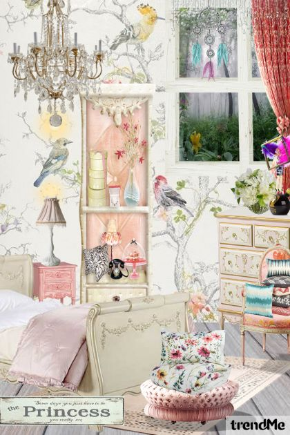 The Princess Bedroom