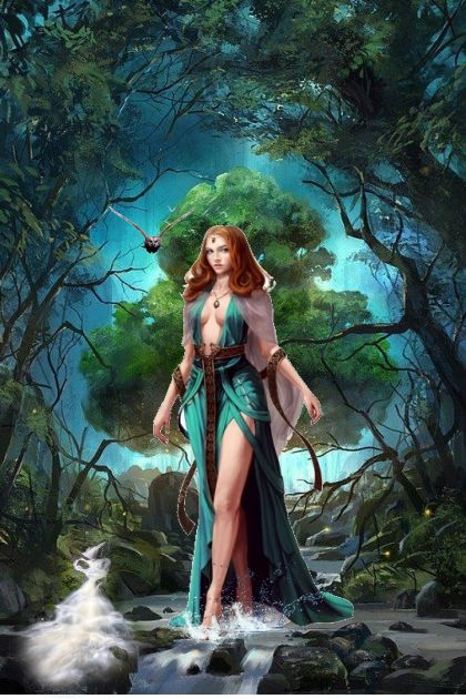 The Keeper of the Forest