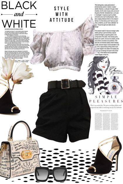Do it in Black & White