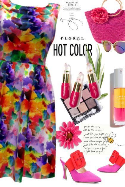 Hot Color Summer