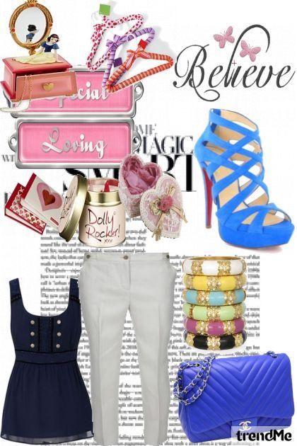 believe in fashion!!!!!