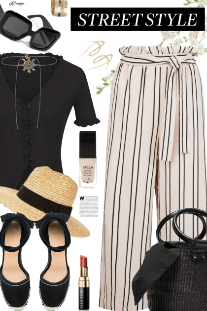 Street Style - Fashion set