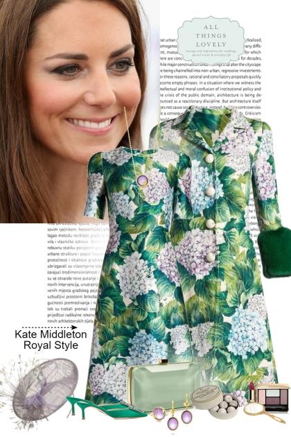 Kate Middleton Royal Style